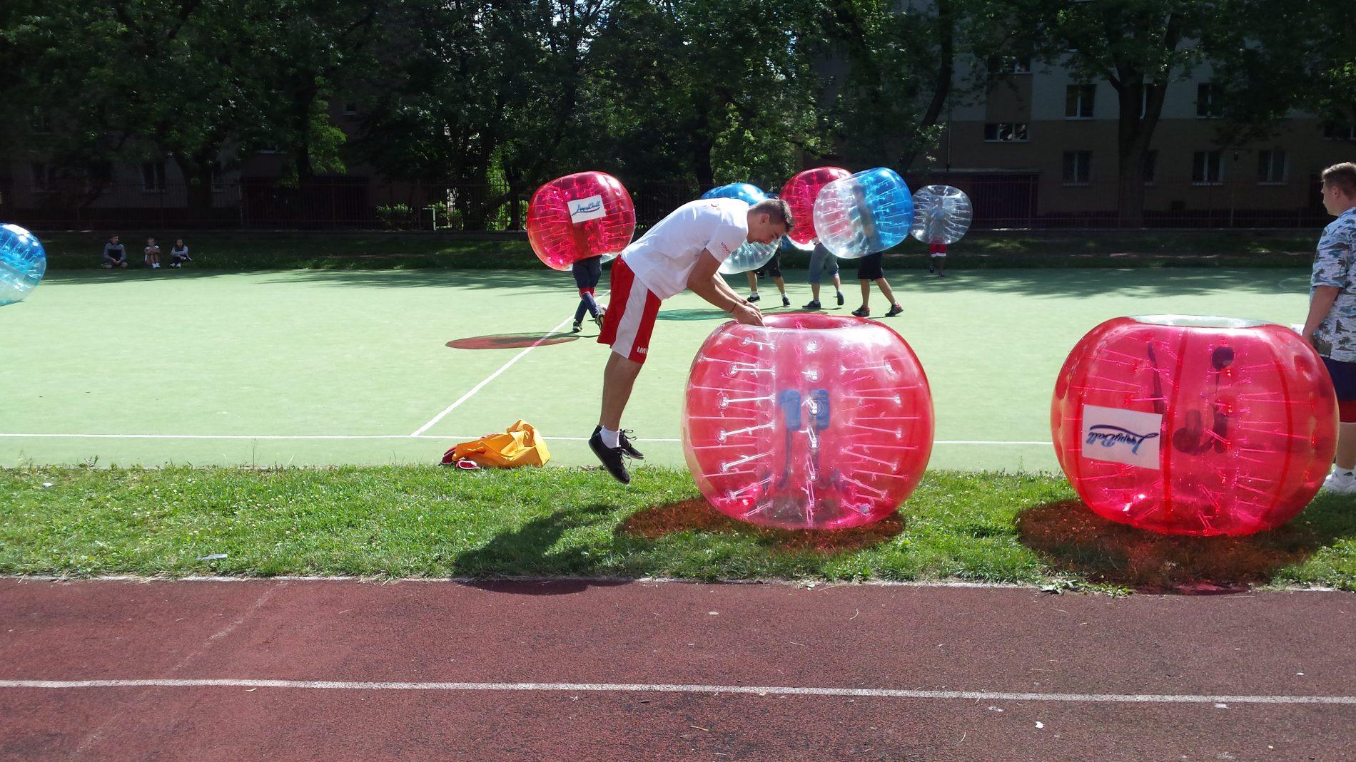 Dzień sportów innowacyjnych w Warszawie