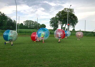 Bubble Football Kraków