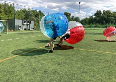 Bubble Football - kawalerski