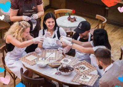 manufaktura czekolady kraków