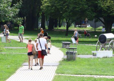 zwiedzanie ogrody lema krakow