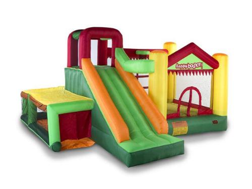 Dmuchany plac zabaw dla dzieci 9w1